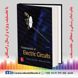 خرید کتاب Fundamentals of Electric Circuits, 6th Edition