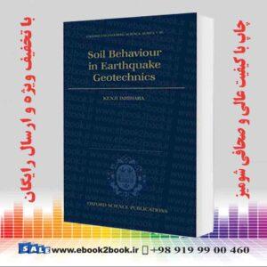 خرید کتاب Soil Behaviour in Earthquake Geotechnics