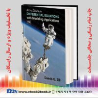 خرید کتاب A First Course in Differential Equations with Modeling Applications, 11th Edition