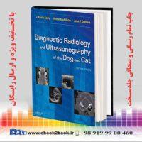 خرید کتاب Diagnostic Radiology and Ultrasonography of the Dog and Cat, 5th Edition