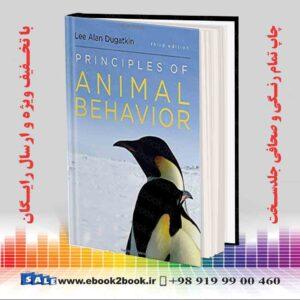 خرید کتاب Principles of Animal Behavior, Third Edition
