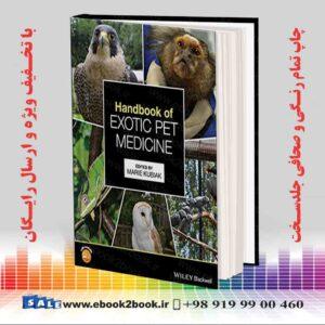 خرید کتاب Handbook of Exotic Pet Medicine