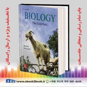 خرید کتاب Biology: The Essentials, 3rd Edition