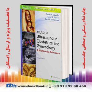 خرید کتاب Atlas of Ultrasound in Obstetrics and Gynecology, Third Edition