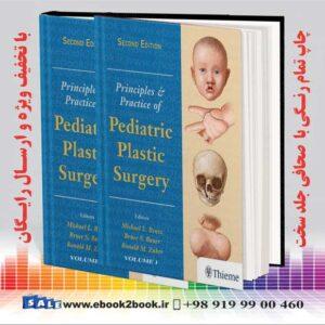 خرید کتاب Principles and Practice of Pediatric Plastic Surgery, 2nd Edition