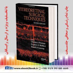 خرید کتاب Vitreoretinal Surgical Techniques, 2nd Edition
