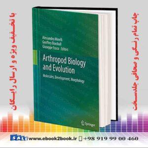 خرید کتاب Arthropod Biology and Evolution