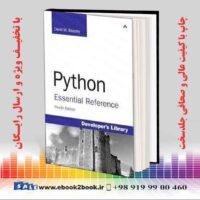 خرید کتاب Python Essential Reference, 4th Edition