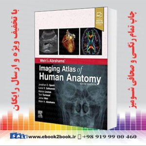 خرید کتاب Weir & Abrahams' Imaging Atlas of Human Anatomy, 6th Edition
