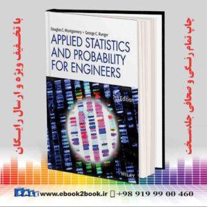 خرید کتاب Applied Statistics and Probability for Engineers, 7th Edition