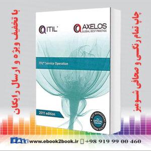 خرید کتاب ITIL Service Operation (ITIL v3 Service Lifecycle) Second edition