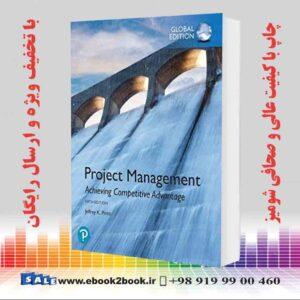 خرید کتاب Project Management: Achieving Competitive Advantage, 5th Edition