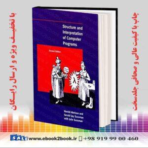خرید کتاب Structure and Interpretation of Computer Programs, 2nd Edition
