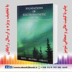 خرید کتاب Foundations of Electromagnetic Theory, 4th Edition