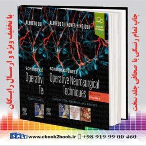 خرید کتاب Schmidek and Sweet: Operative Neurosurgical Techniques, 7th Edition