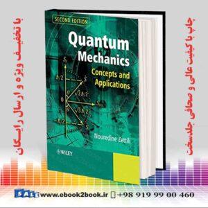 خرید کتاب Quantum Mechanics: Concepts and Applications, 2nd Edition