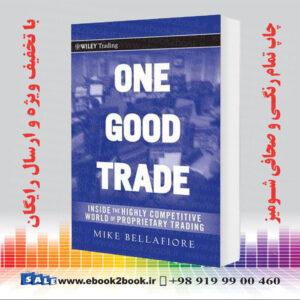 خرید کتاب One Good Trade
