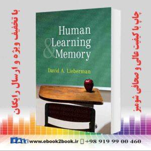 خرید کتاب Human Learning and Memory