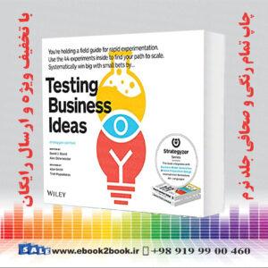 خرید کتاب Testing Business Ideas: A Field Guide for Rapid Experimentation