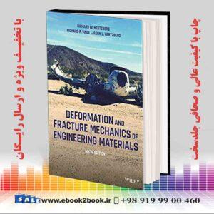 خرید کتاب Deformation and Fracture Mechanics of Engineering Materials, 6th Edition