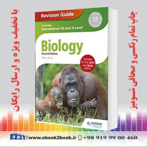 خرید کتاب Cambridge International ASA Level Biology Revision Guide, 2nd edition