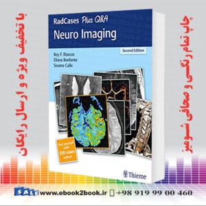 خرید کتاب RadCases Plus Q&A Neuro Imaging, 2nd Edition