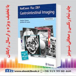 خرید کتاب RadCases Plus Q&A Gastrointestinal Imaging, 2nd Edition