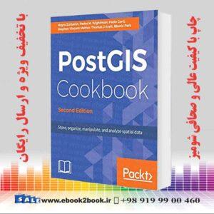 خرید کتاب PostGIS Cookbook, 2nd edition