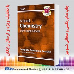 خرید کتاب A-Level Chemistry Edexcel Year 1 2 Complete Revision Practice