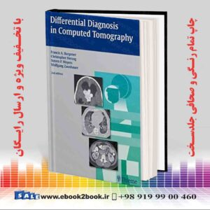 خرید کتاب Differential Diagnosis in Computed Tomography, 2nd edition