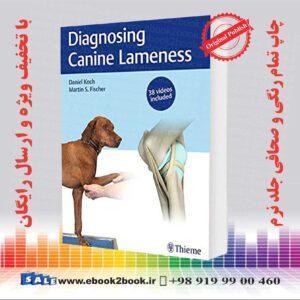 خرید کتاب Diagnosing Canine Lameness