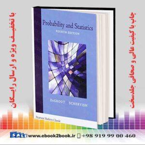 خرید کتاب Probability and Statistics, 4th Edition