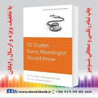 خرید کتاب 50 Studies Every Neurologist Should Know