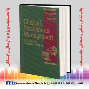 خرید کتاب Clinical Strabismus Management