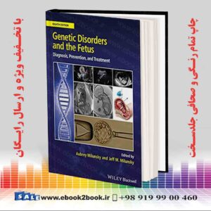خرید کتاب Genetic Disorders and the Fetus, 8th Edition