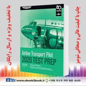 خرید کتاب Airline Transport Pilot Test Prep 2020