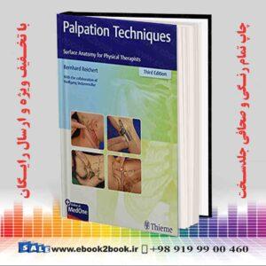 خرید کتاب Palpation Techniques, 3rd Edition