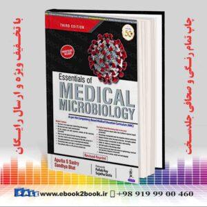خرید کتاب ESSENTIALS OF MEDICAL MICROBIOLOGY, 3rd Edition