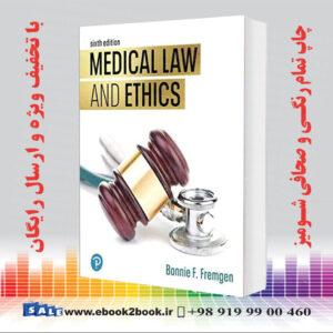 خرید کتاب Medical Law and Ethics, 6th Edition