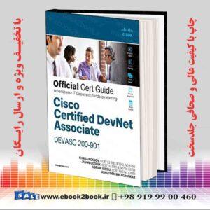 خرید کتاب Cisco Certified DevNet Associate DEVASC 200-901 Official Cert Guide