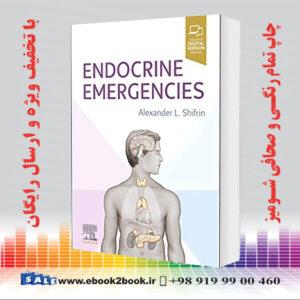 خرید کتاب Endocrine Emergencies, 1st Edition