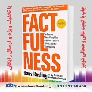 خرید کتاب Factfulness Ten Reasons We're Wrong About the World