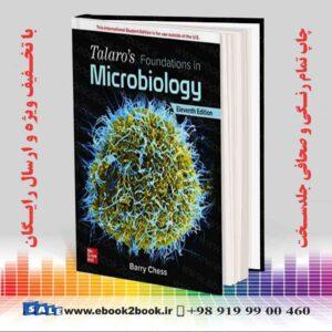 خرید کتاب Talaro's Foundations in Microbiology