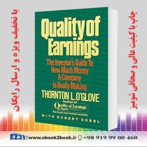 خرید کتاب Quality of Earnings