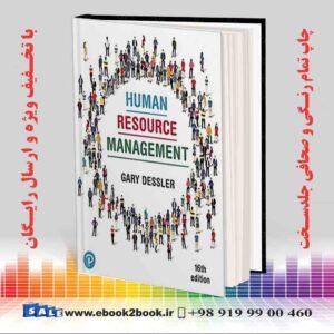 خرید کتاب Human Resource Management, 16th Edition