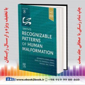 خرید کتاب Smith's Recognizable Patterns of Human Malformation 8th Edition