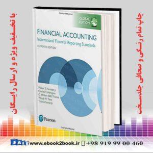 خرید کتاب Financial Accounting, Global Edition, 11th Edition
